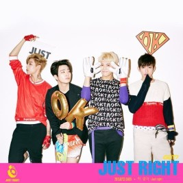 GOT7-Bambam-Youngjae-Jackson-Junior-Just-Right