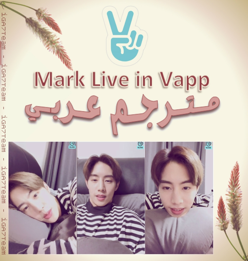 Mark in vapp